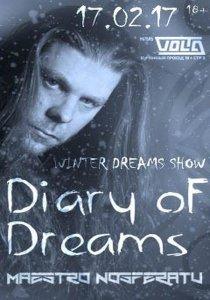 Diary of Dreams / Maestro Nosferatu