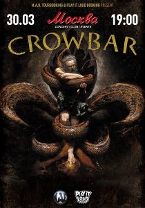 Концерт группы Crowbar