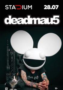 Deadmau5 | 28.07 | STADIUM
