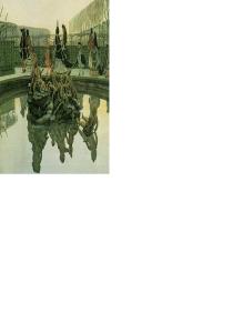 Лекция: Русский символизм – прекрасный мир уходящий эпохи. Голубая роза и Мир искусства