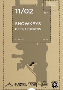Showkeys x Vibe Room