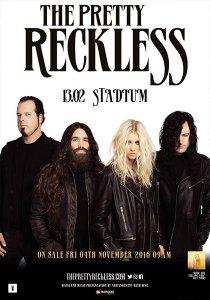 The Pretty Reckless 13 февраля Stadium
