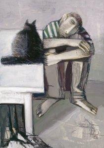 Выставка Дмитрия Иконникова. Полёт в восходящем потоке