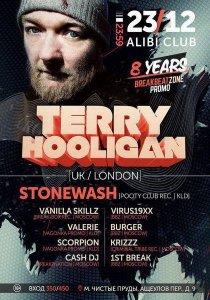 23.12 TERRY HOOLIGAN (LONDON,UK) @ ALIBI