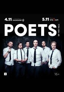 Poets of the Fall | 5 ноября 2017 | STADIUM