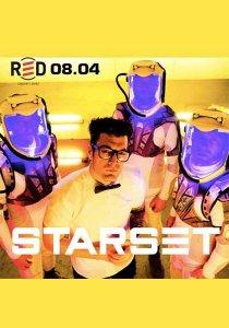 Starset Американская спейс-рок группа впервые в России!