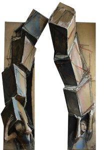 Выставка Марии Кулагиной «В одной лодке» в галерее ARTSTORY