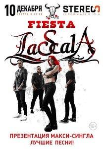 LaScala «FIESTA! - Презентация макси-сингла + лучше песни!»