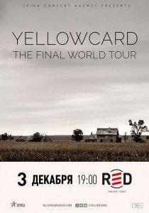 YELLOWCARD. Прощальный концерт