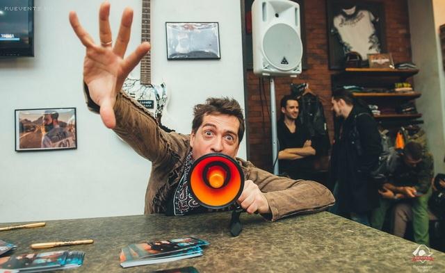 Музыка и стиль: творческий союз Макса Покровского и Affliction