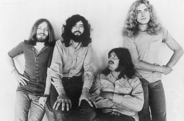 Led Zeppelin подарит миру новую версию Stairway to Heaven