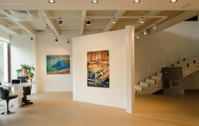 Выставка фотографий Барри Костона
