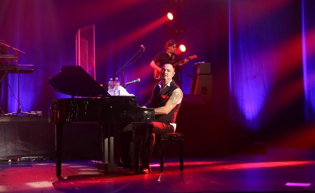 Максим Леонидов: «На концерте я хозяин положения»