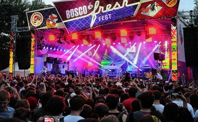 Bosco Fresh Festival