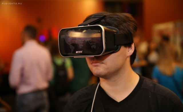 Выставка AR/VR Gamedev Moscow в Digital October