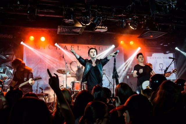 Michael Night: восходящие звезды рок-индустрии