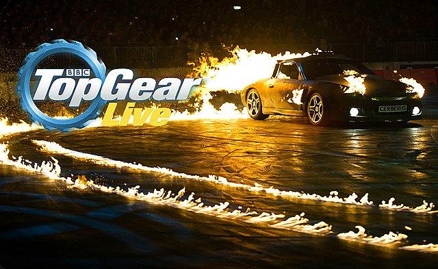 Джереми Кларксон и шоу Top Gear Live снова в Москве!