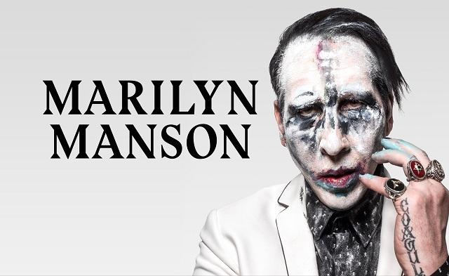 В Москве в клубе Stadium прошёл долгожданный концерт группы Marilyn Manson.