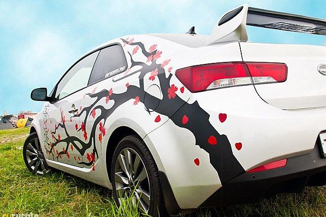 Новый формат автомобильного события -Шоу Автоэкзотика