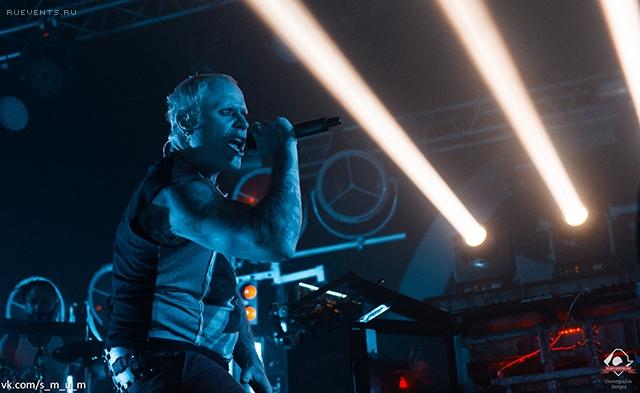 Репортаж с концерта The Prodigy в Москве