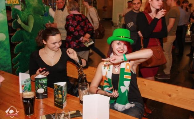 Неделя Ирландии 2014. Открытие Irish week 2014