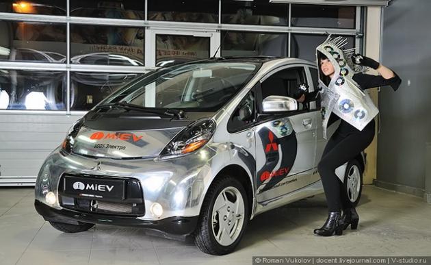 Mitsubishi i-MiEV: дневник электромобильного тест-драйвера