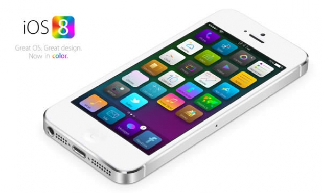 Обзор Apple iOS 8 Beta 1
