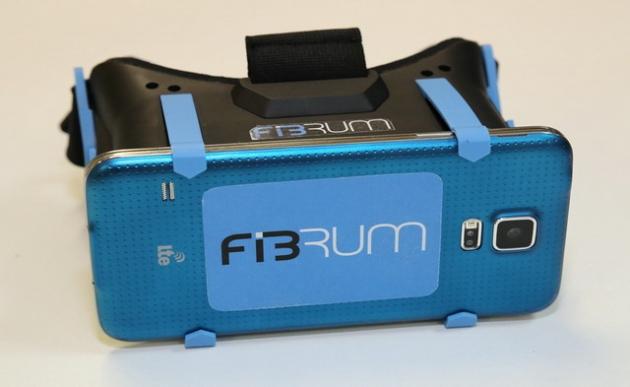 Обзор очков виртуальной реальности компании Fibrum