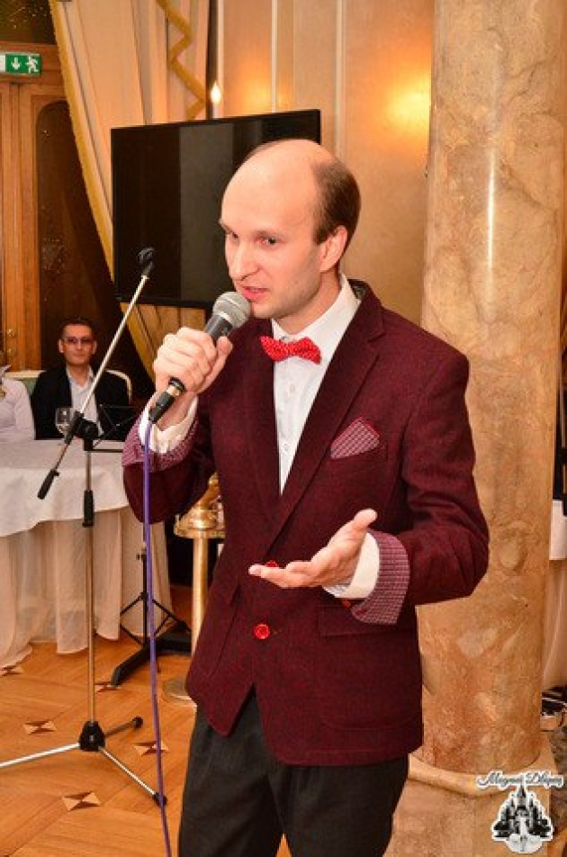 Кто такой Алексей Шаранин?