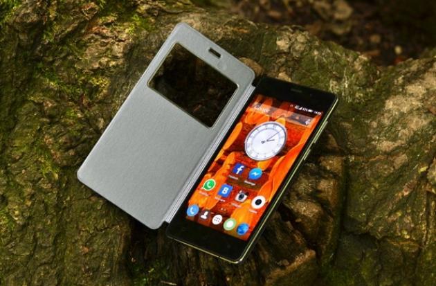 Обзор смартфона Highscreen Power Five