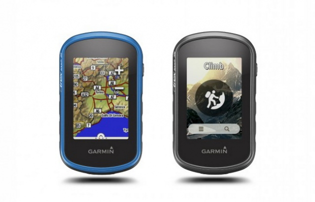 Обзор навигатора Garmin etrex Touch 25