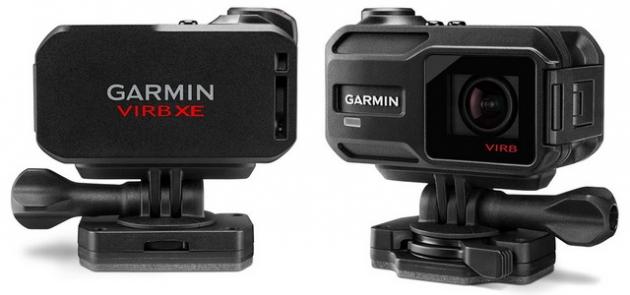 Обзор экшн-камеры Garmin virb XE