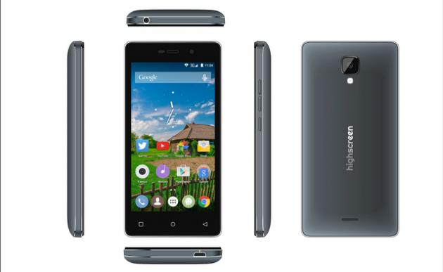 Обзор смартфона Highscreen Power Four