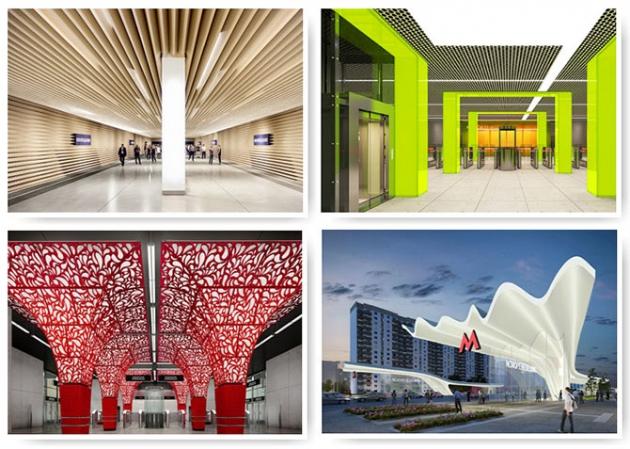 Московское метро: шаг в будущее