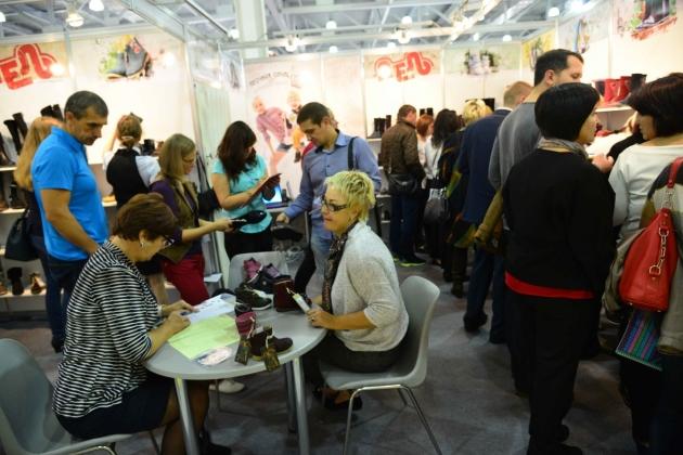 65-ая выставка Мосшуз показала: спрос на российскую обувь растет