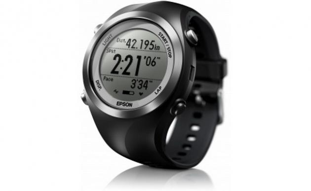 Обзор спортивных часов Epson Runsense SF-710S