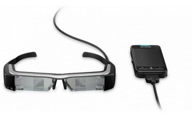 Обзор Epson Moverio BT-200: для тех, кому наскучил реальный мир