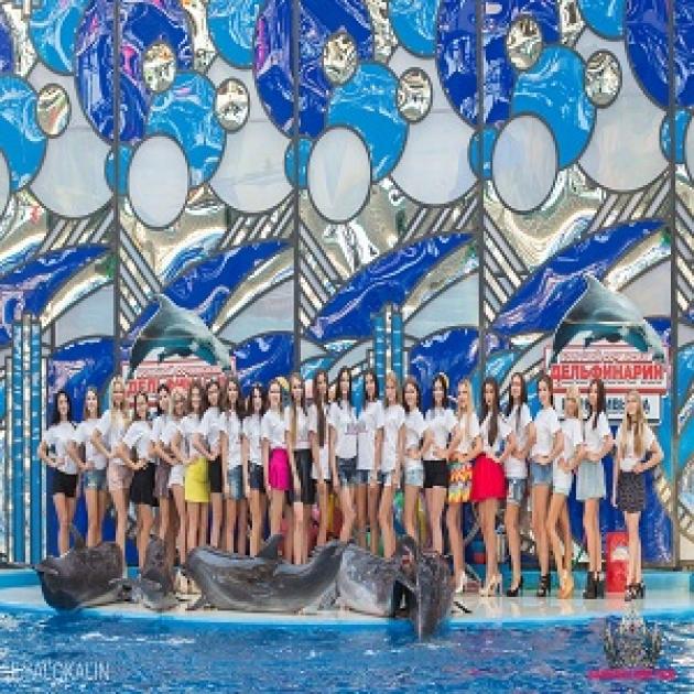 Конкурс красоты Национальная Корона России 2015 завершился в Сочи
