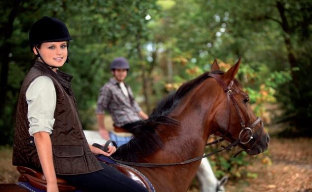 Где в Москве покататься на лошадях