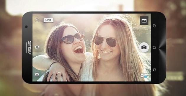 Обзор смартфона ASUS ZenFone Selfie