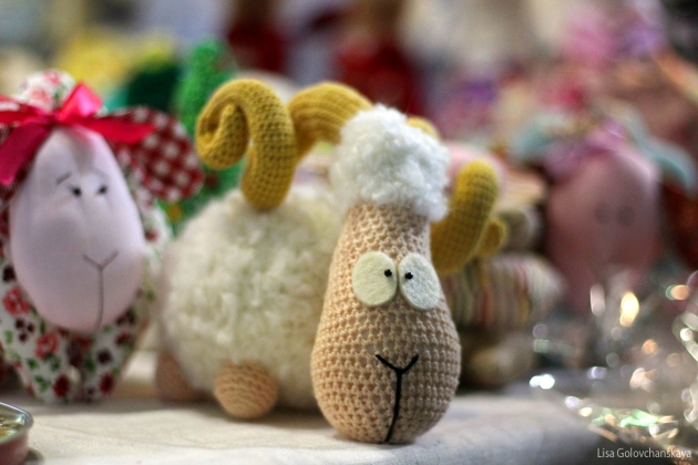 Рождественская ярмарка Art Weekend: пора заготавливать подарки!