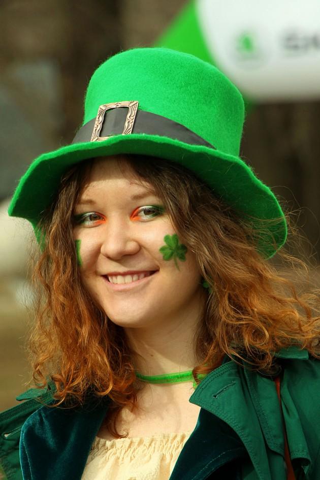 Парад Святого Патрика: ирландцы в России