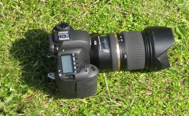Обзор объектива Tamron AF SP 24–70 mm f/2.8 DI VC USD