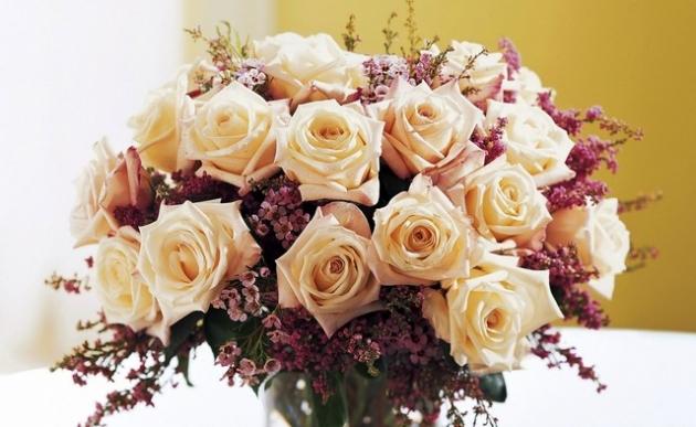 Цветочная мастерская «Эйфлория» проводит курсы флористики