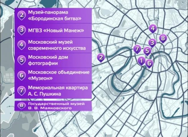 Куда можно сходить в Москве бесплатно
