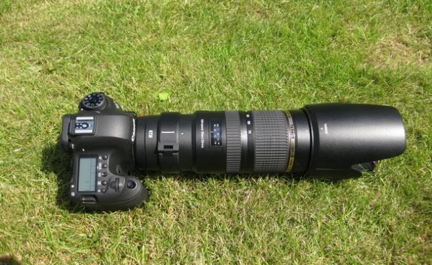 Обзор объектива Tamron SP AF 70–200 mm f/2.8 Di VC USD