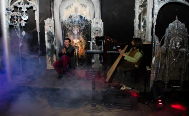 Богемная Рапсодия в арт-клубе Мистерия