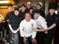 В фестивале «Цесарка в Москве» приняли участие лучшие рестораны города