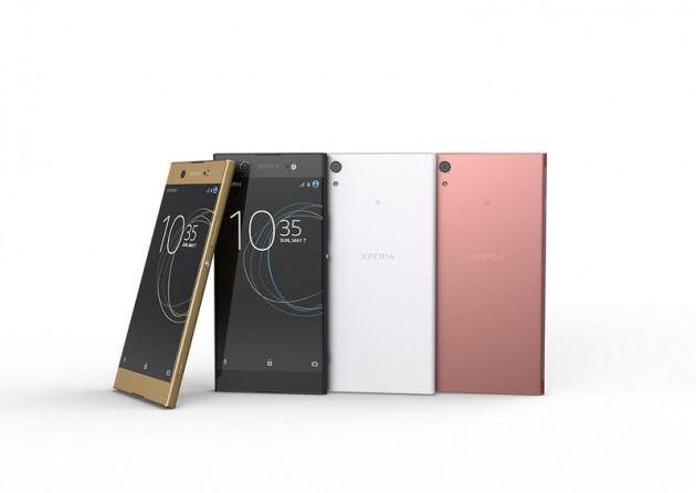 Sony Mobile объявляет о старте продаж нового смартфона Xperia XA1 Ultra