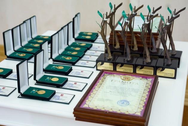«Студия «Артемия Лебедева» стала обладателем премии Правительства Москвы за лучший проект комплексного благоустройства